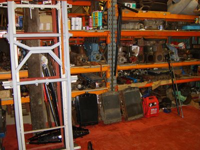 USED MMM & T TYPE SPARES